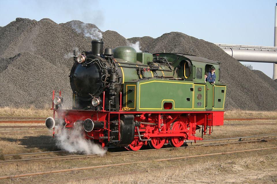 Stoomlocomotief Tom van Hoogovens Stoom IJmuiden. Foto: Peter Wijshake